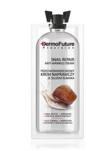 krem ze śluzu ślimaka Dermofuture