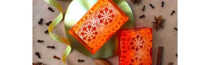 glicerynowe mydła marki Organique