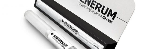 produkt serum Regenerum do brwi i rzęs
